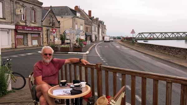 Walking in France: Enjoying the feeling