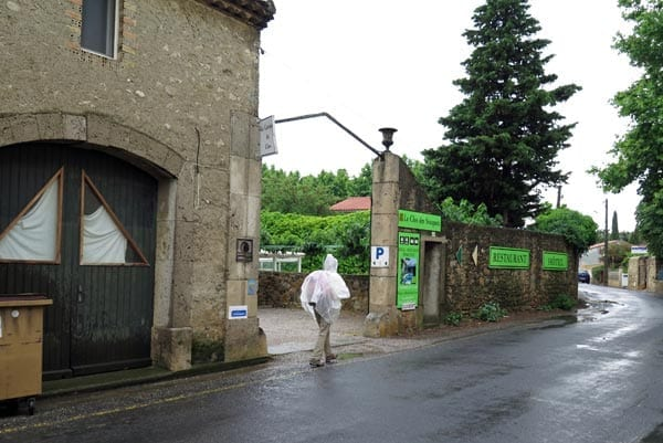 Walking in France: Putting plan C into action