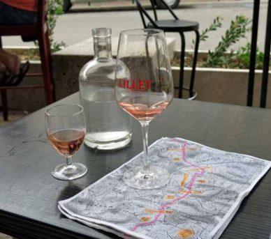 Walking in France: Apéritifs