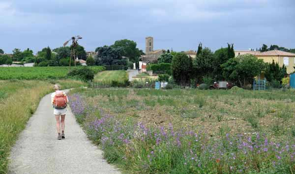 Walking in France: Villesèquelande, and more disappointment