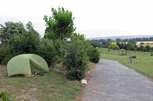 Walking in France: After the rain stopped