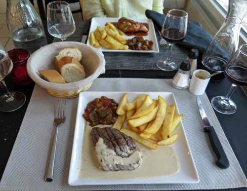 Walking in France: Mains