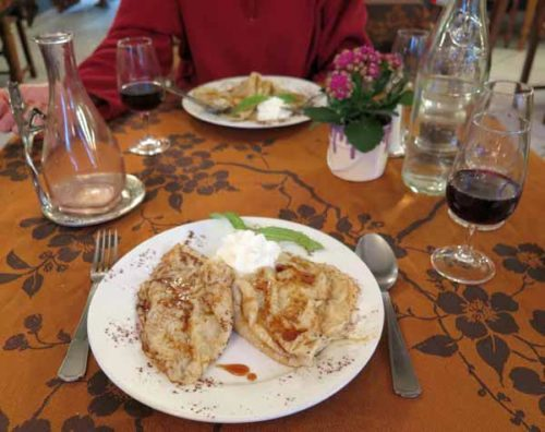 Walking in France: Second course