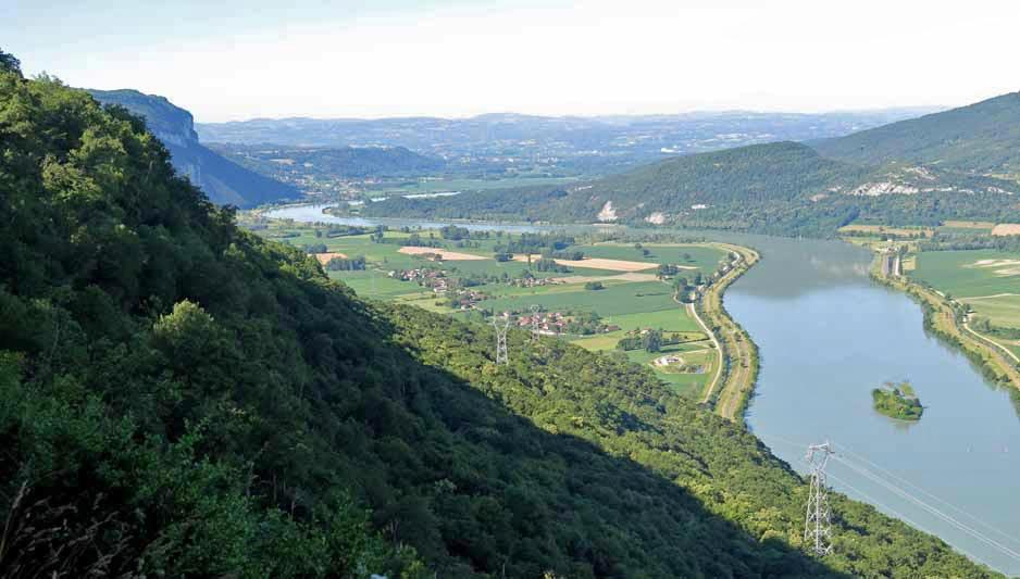 Walking in France: The Rhône