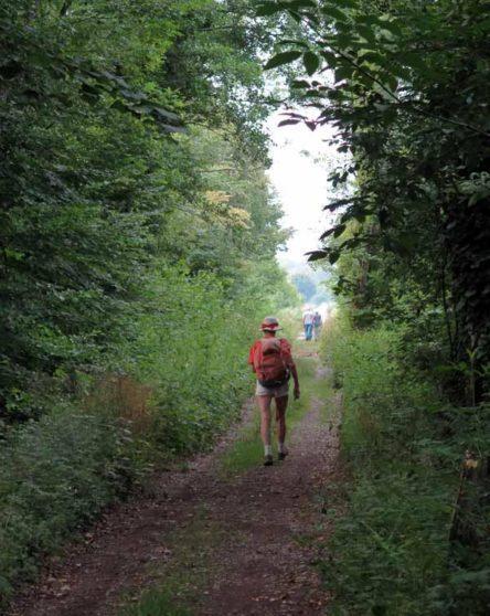 Walking in France: Beside the Guiers
