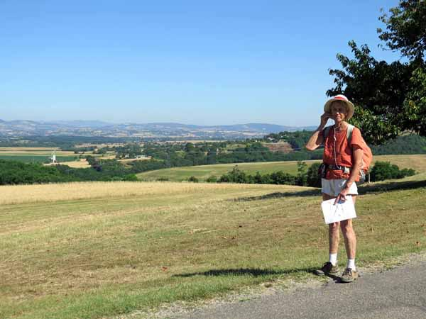 Walking in France: In the throes of the French Revolution