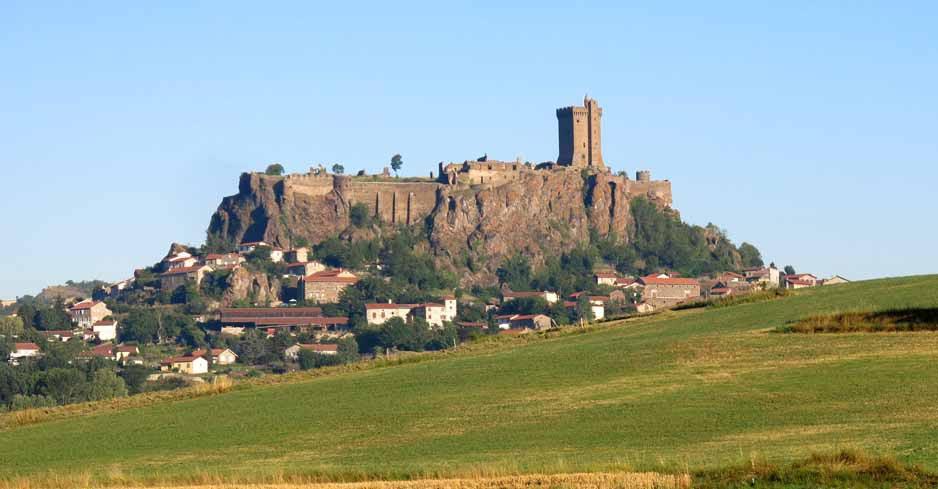Walking in France: Polignac