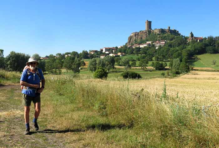 Walking in France: About to make a decision