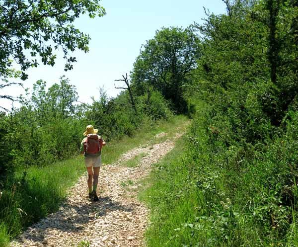 Walking in France: A long, hot climb to Grand Corent