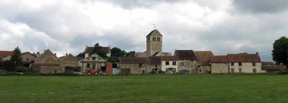 Walking in France: Vic-des-Prés