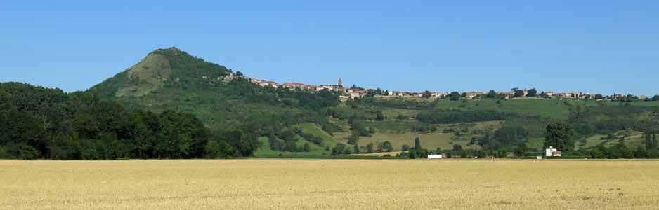 Walking in France: Nonette