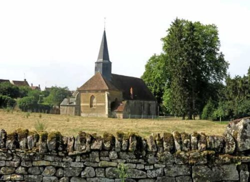 Walking in France: Leaving Champlemy